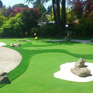 Minigolf in Your Backyard
