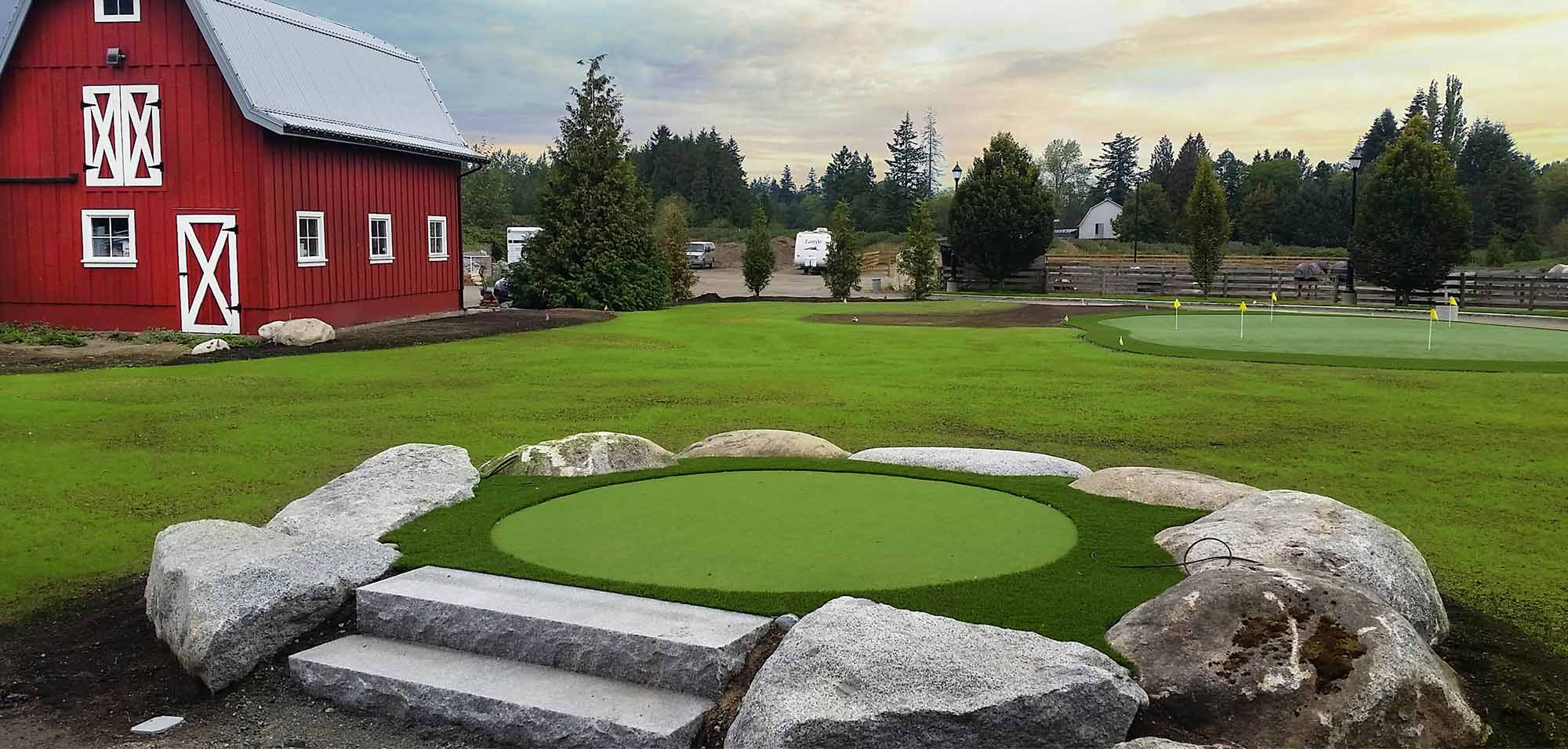 Western Canada's leading artificial grass installer since 1999.