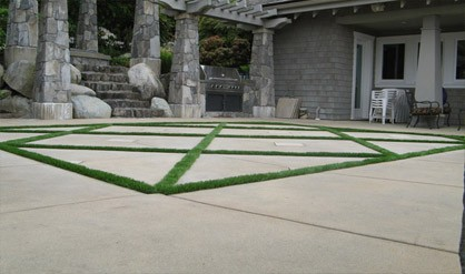 Delta Artificial Grass Lawns