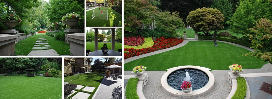 Mount Pleasant Artificial Grass Lawns