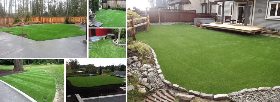 Surrey Artificial Grass Lawns