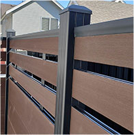 com-build4 Composite Fencing