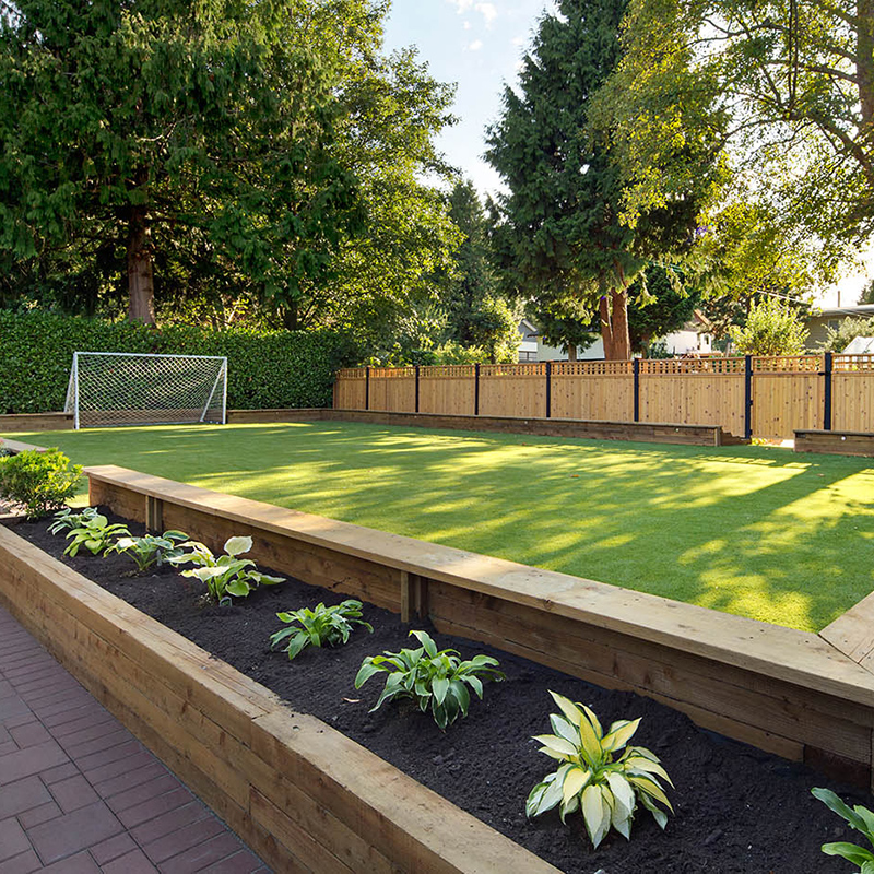 Constructing Yards That Are Low Maintenance and Provide a Useable Space