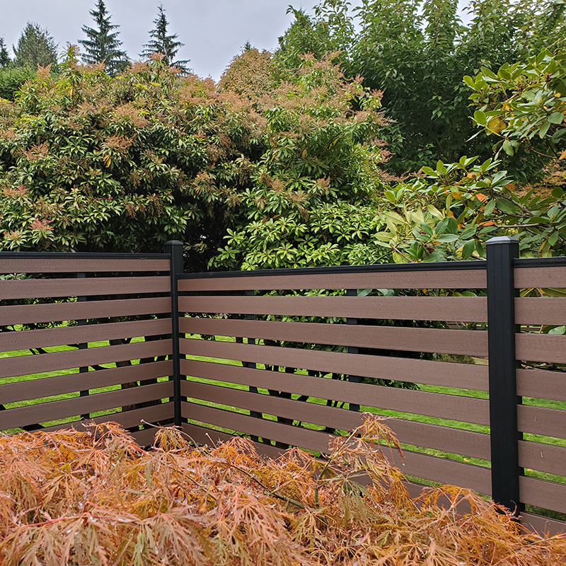 Define Your Property Line, Create a Backdrop That Blends with Nature