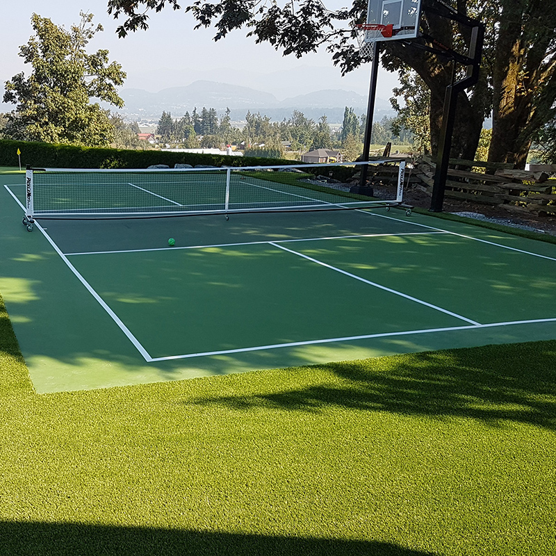 Bring the Games Home with Your Own Precision Sport Court