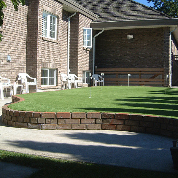 first-putting-green-1999 Artificial Grass